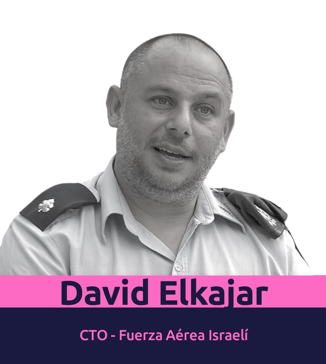 David Elkajar