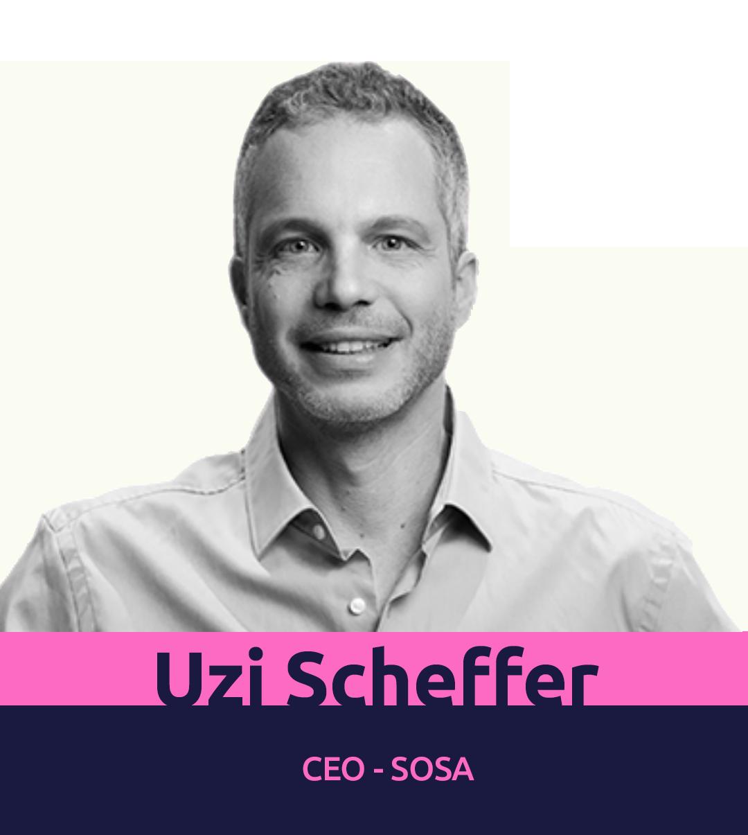 Uzi Scheffer